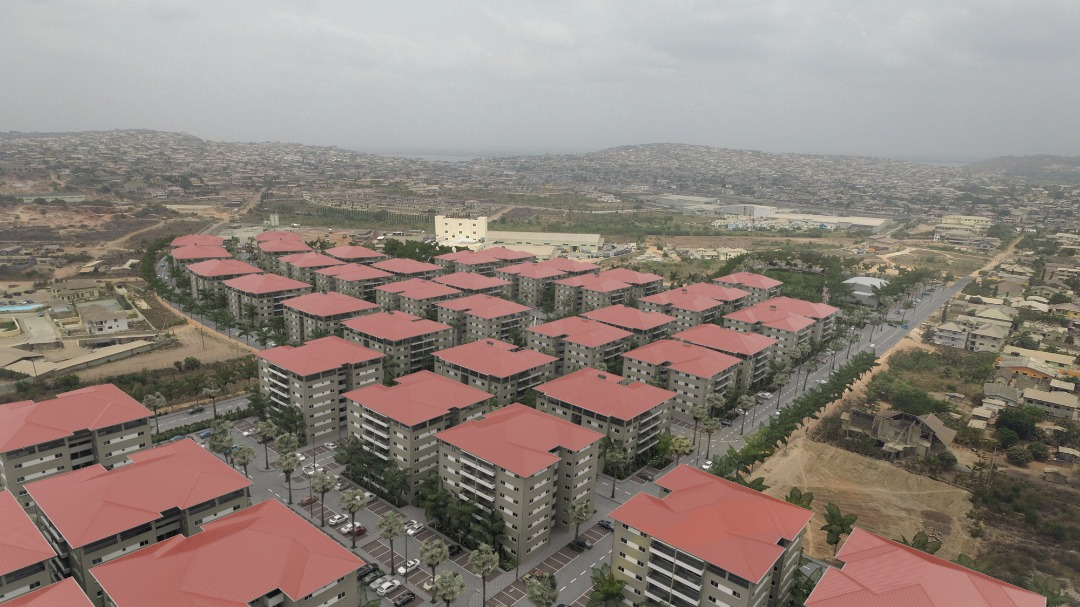 West Africa's largest mall might be under pressure