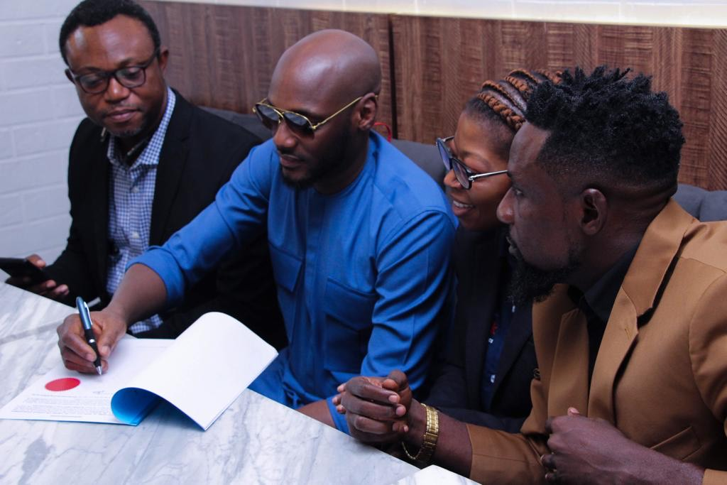 2Baba to Shut down Lagos with #20YearsAking Concert in December
