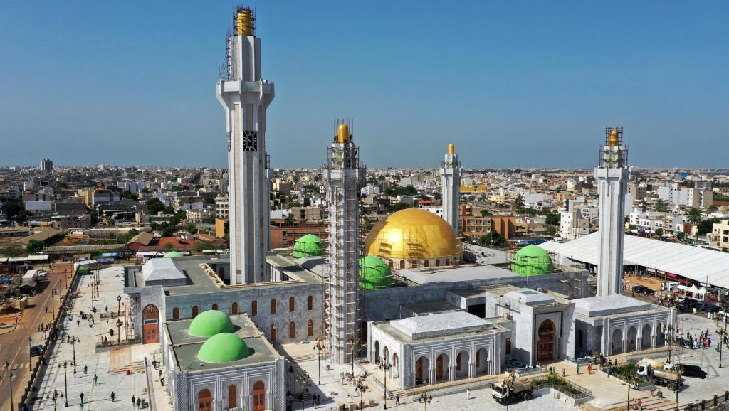 Largest mosque in West Africa opens doors - Brand Spur