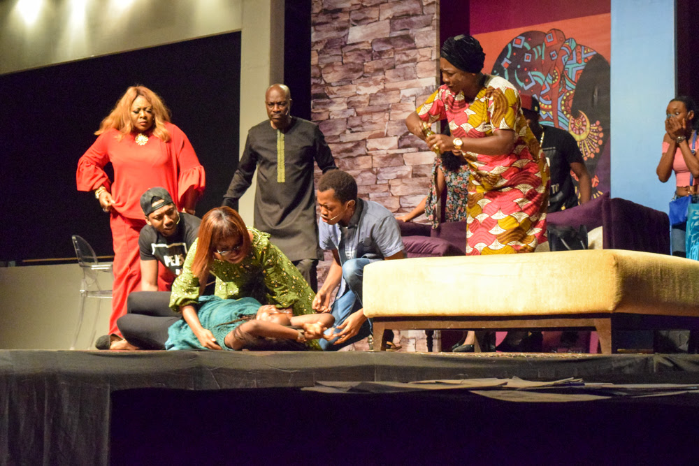 The MTN Foundation Presents The Best Of Nigerian Culture