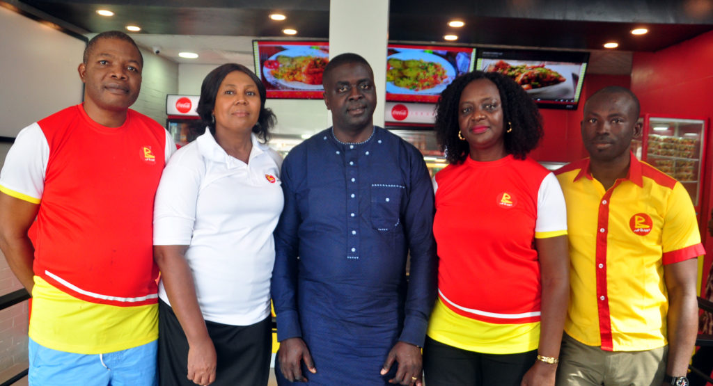 Mr Bigg's Gives Customers New Experience at Amuwo Odofin Store (Photos)