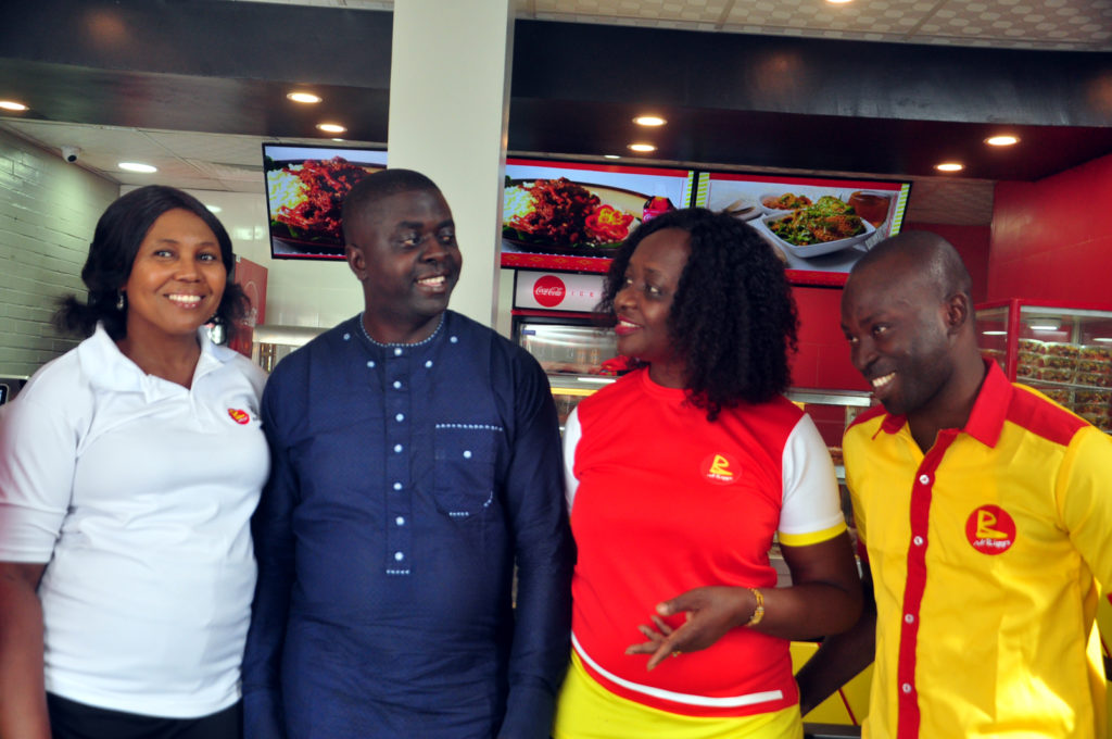Mr Bigg's Gives Customers New Experience at Amuwo Odofin Store (Photos) - Brand Spur