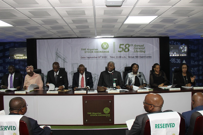 NSE Holds 58th AGM