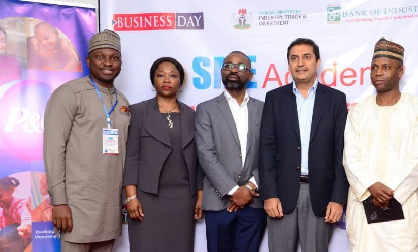 P&G Nigeria partners Bank of Industry to catalyze the SME sector through skilled Academy