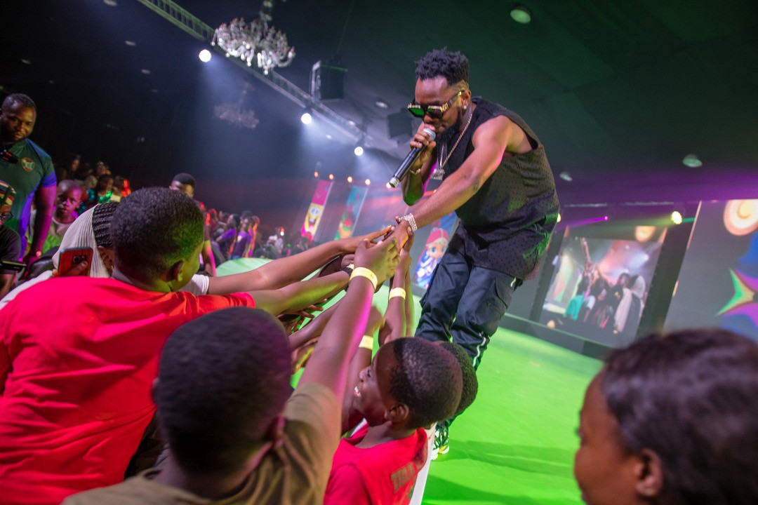 Patoranking, Teni, Fireboy, Rema Deliver Show-Stopping Performances At NickFest 2019 (Photos)