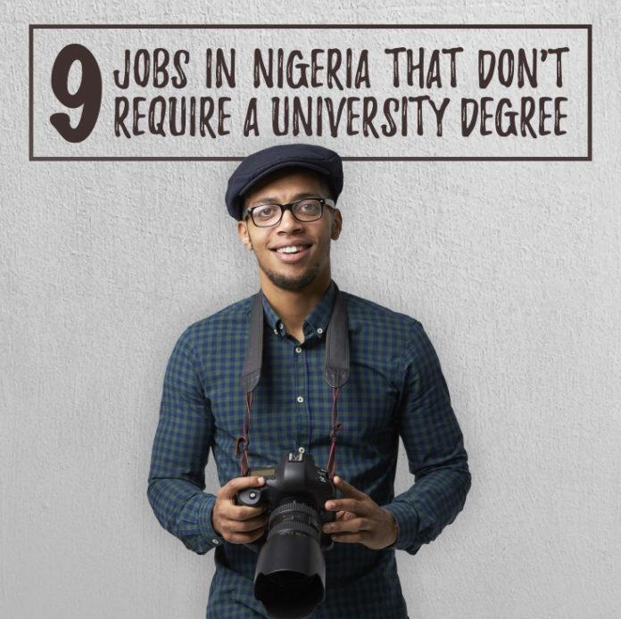 9 Jobs That Don't Require a University Degree
