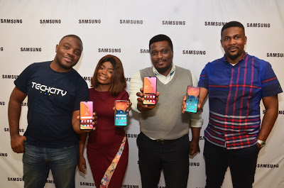 Samsung Presents Galaxy A10s, A20s and A30s For New Smartphone Generation