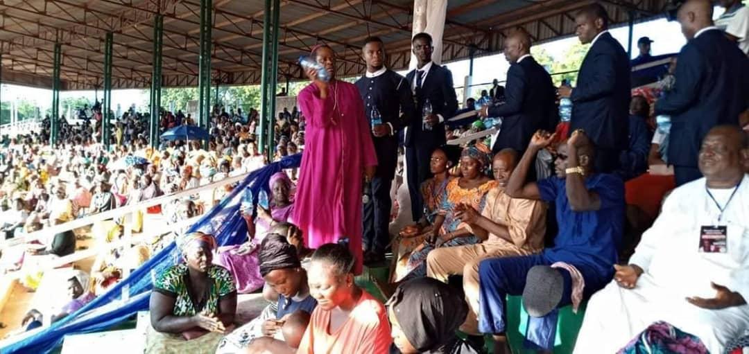Samzuga Free Medical Treatment Takes Over Ribadu Square In Yola With Massive Turnout (Photos)