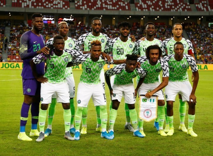 Super Eagles Rated 19th Most Valuable National Team