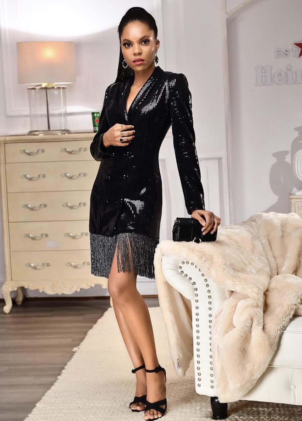 Photos: First Lady of Lagos State, Dr Mrs Ibijoke Sanwo-Olu, Toke Makinwa, Idia Aisien, Kunbi Oyelese, Others, Grace The DFA Carpet - Brand Spur