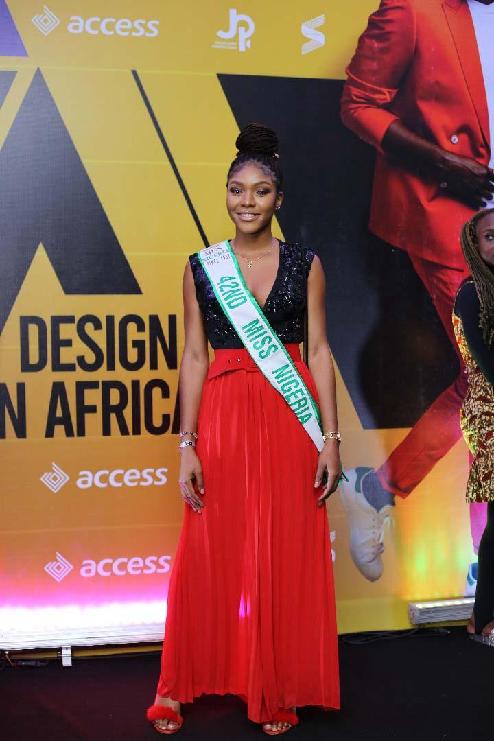 Photos: First Lady of Lagos State, Dr Mrs Ibijoke Sanwo-Olu, Toke Makinwa, Idia Aisien, Kunbi Oyelese, Others, Grace The DFA Carpet