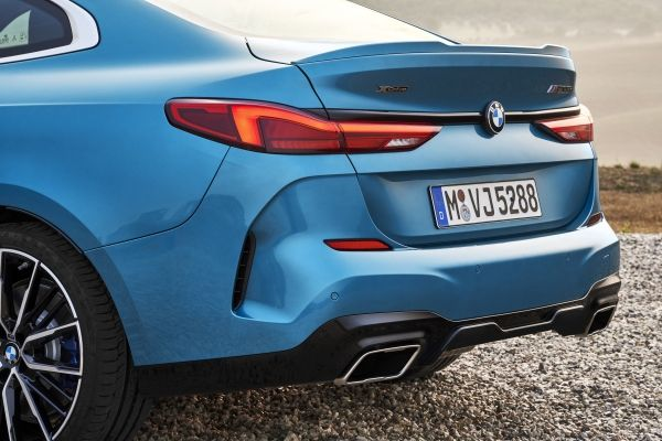 The first-ever BMW 2 Series Gran Coupe (Photos)