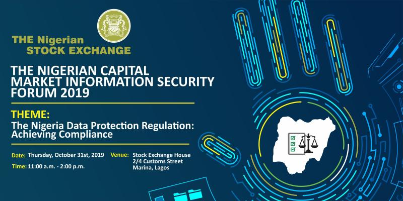 NSE Set to Host 7th Nigerian Capital Market Information Security Forum - Brand Spur