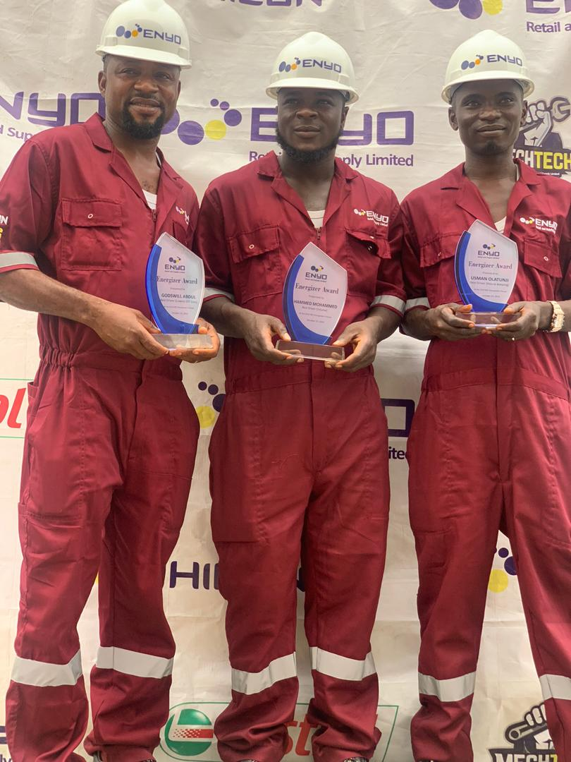 Enyo Hosts Second Edition Of Its Safety And Transporter's Forum