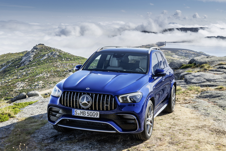 The new Mercedes-AMG GLE 63 S; More Powerful, More Efficient and More Versatile Than Ever Before (Photos)
