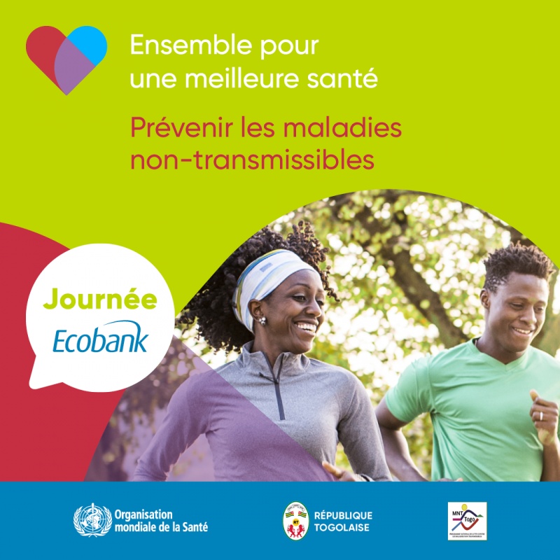 Ecobank Fighting Against Non-Communicable Diseases In Togo As It Marks The 7th Edition Of Ecobank Day
