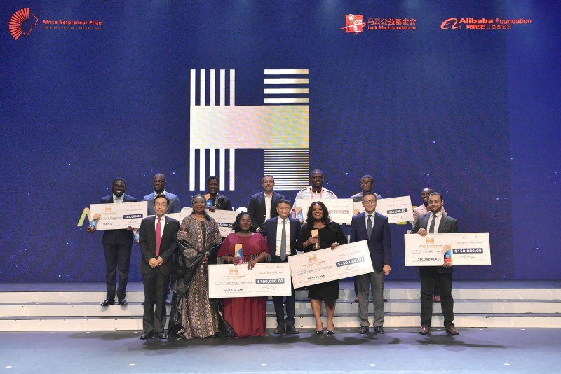 Million Awarded To African Entrepreneurs In Grand Finale Of The Jack Ma Foundation Africa Netpreneur Prize Initiative