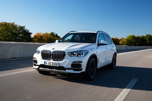 Best-ever October for BMW Group sales