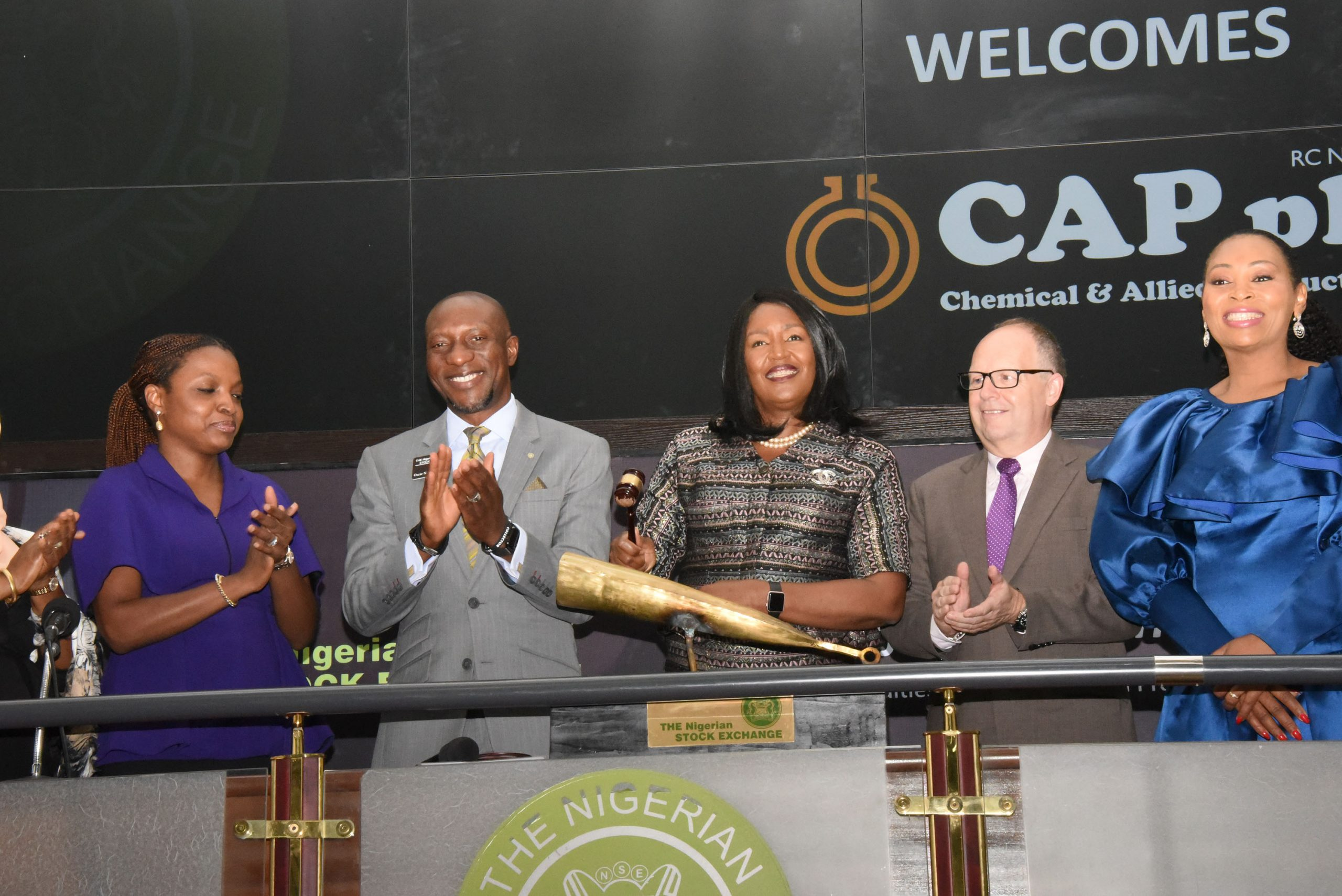 CAP Plc Visits To Nigerian Stock Exchange