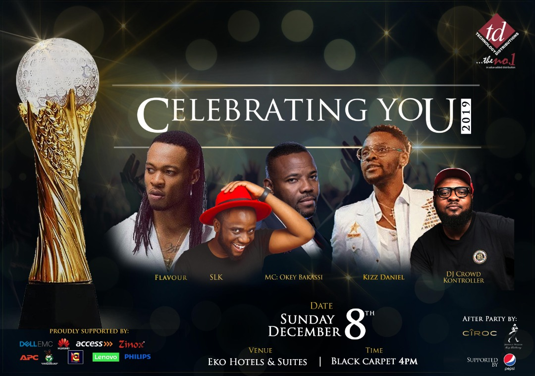 Celebrating You 2019: Gathering Of Crème Of Nigeria's ICT Ecosystem - Brand Spur
