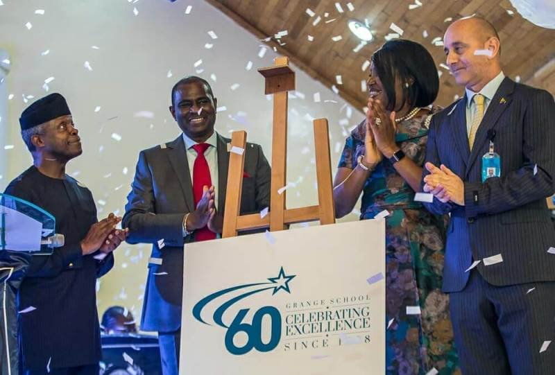 Grange School holds 60th Anniversary and Fundraising Gala