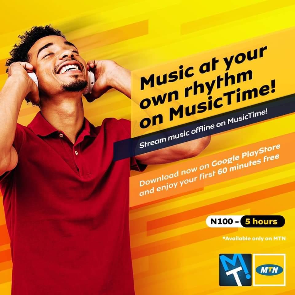 MTN Nigeria Launches Music Streaming Platform