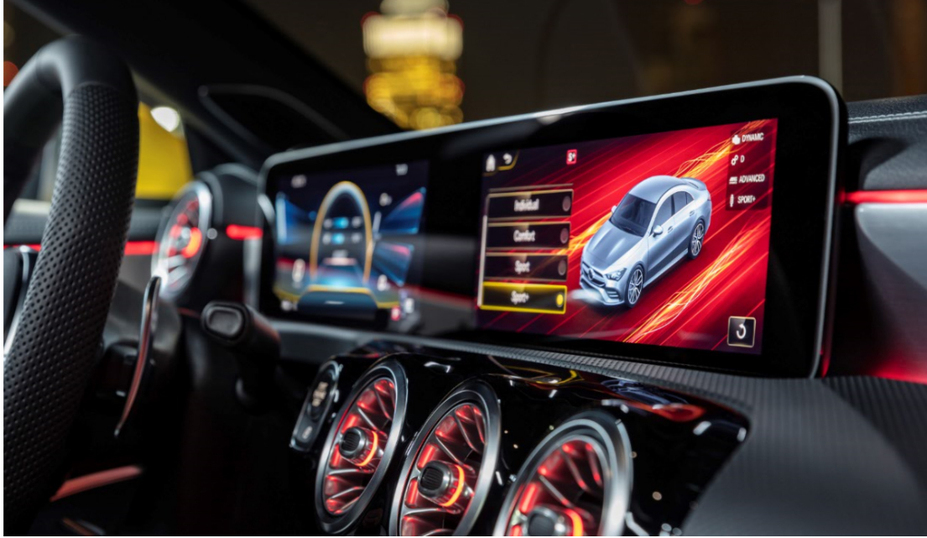 Mercedes-Benz and Mercedes-AMG Top '10' New Technologies Introduced for the 2020 Model Year