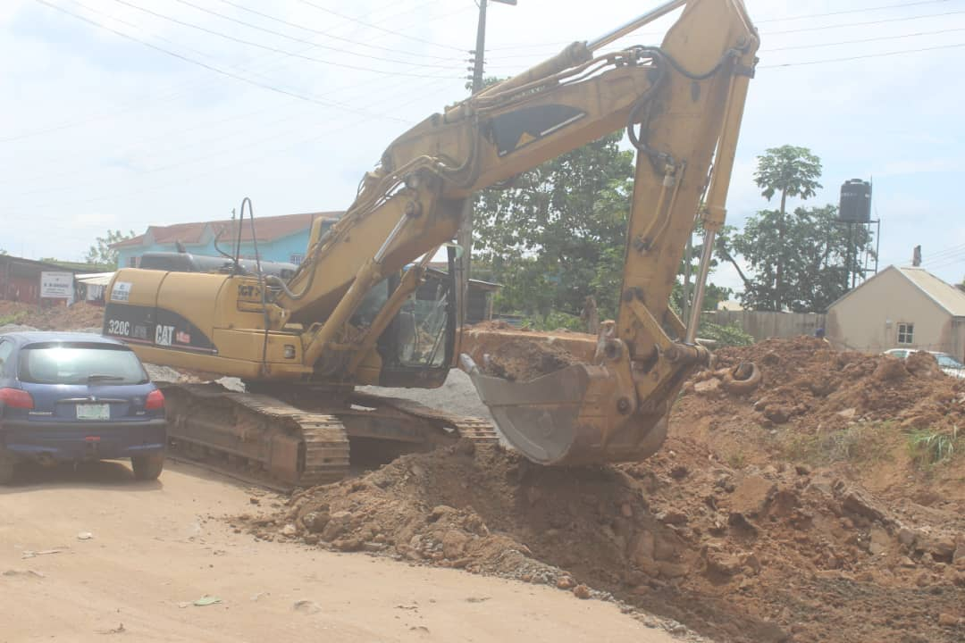 Ondo State Govt Commences Rehabilitation of Failing Roads In Ondo
