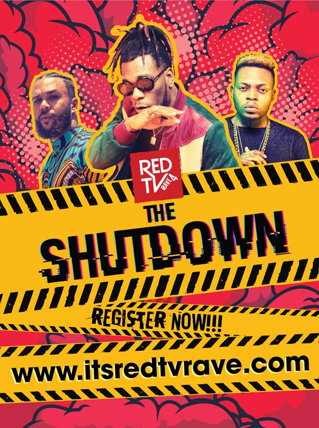 REDTV Set to Host the Biggest Party of 2019