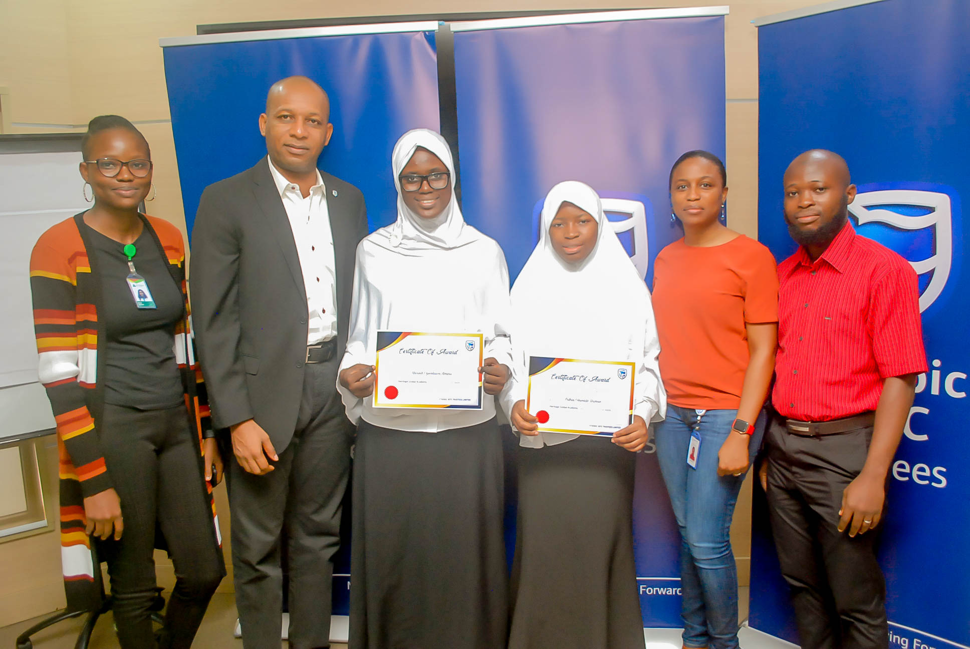 Stanbic IBTC Rewards Outstanding Students To Promote Financial Literacy