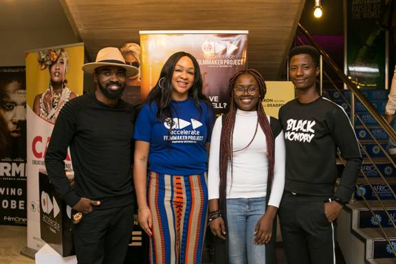 Top 5 Films of 2019 Accelerate Filmmaker Project at the African International Film Festival - Brand Spur