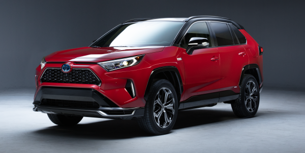 Toyota Revs Up Lineup with New 302-Horsepower RAV4 Prime (Photos) - Brand Spur
