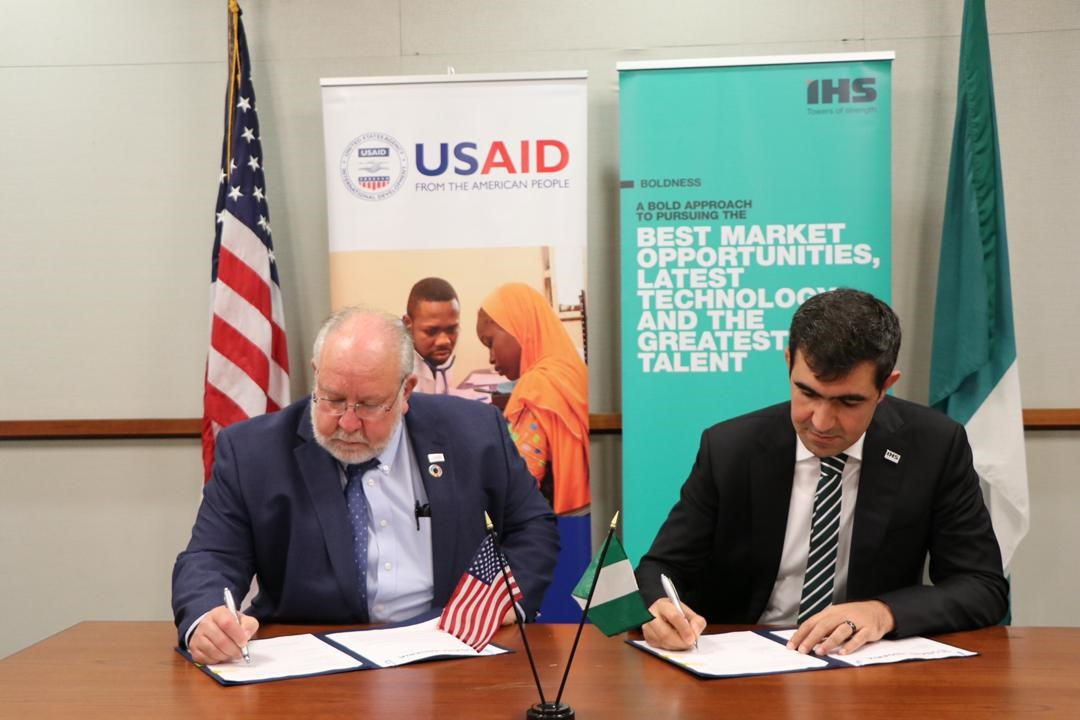 Telecoms Infrastructure Giant IHS Nigeria Supports USAID's HIV/AIDS Eradication Efforts in Bayelsa