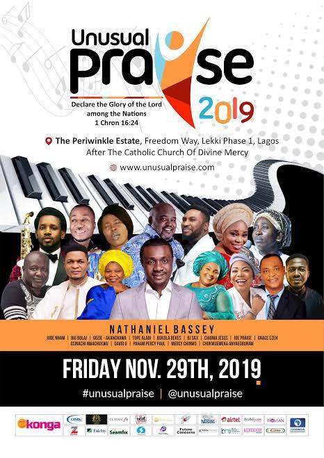 Anticipation Rises For Biggest Praise Concert In Nigeria