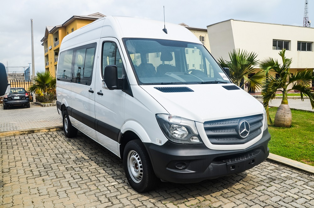Weststar takes in more units of the Mercedes-Benz Sprinter (Photos)