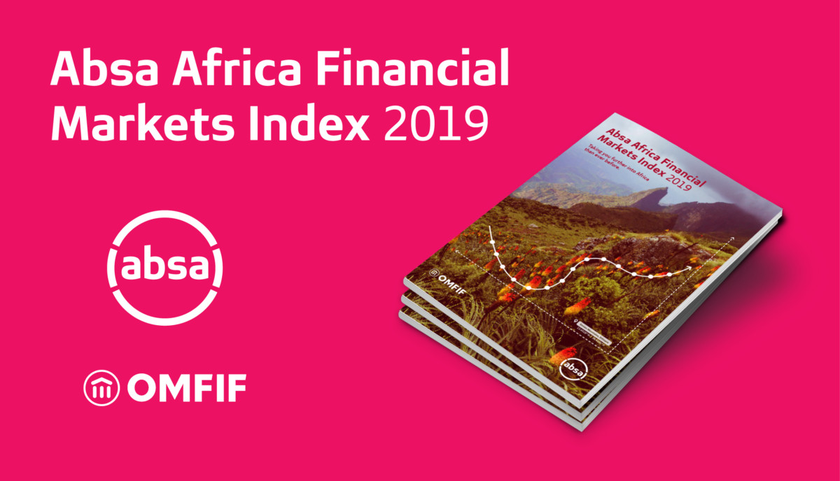 Absa Africa Financial Markets Index 2019: South Africa Retains Top Position, Other Countries Catching Up