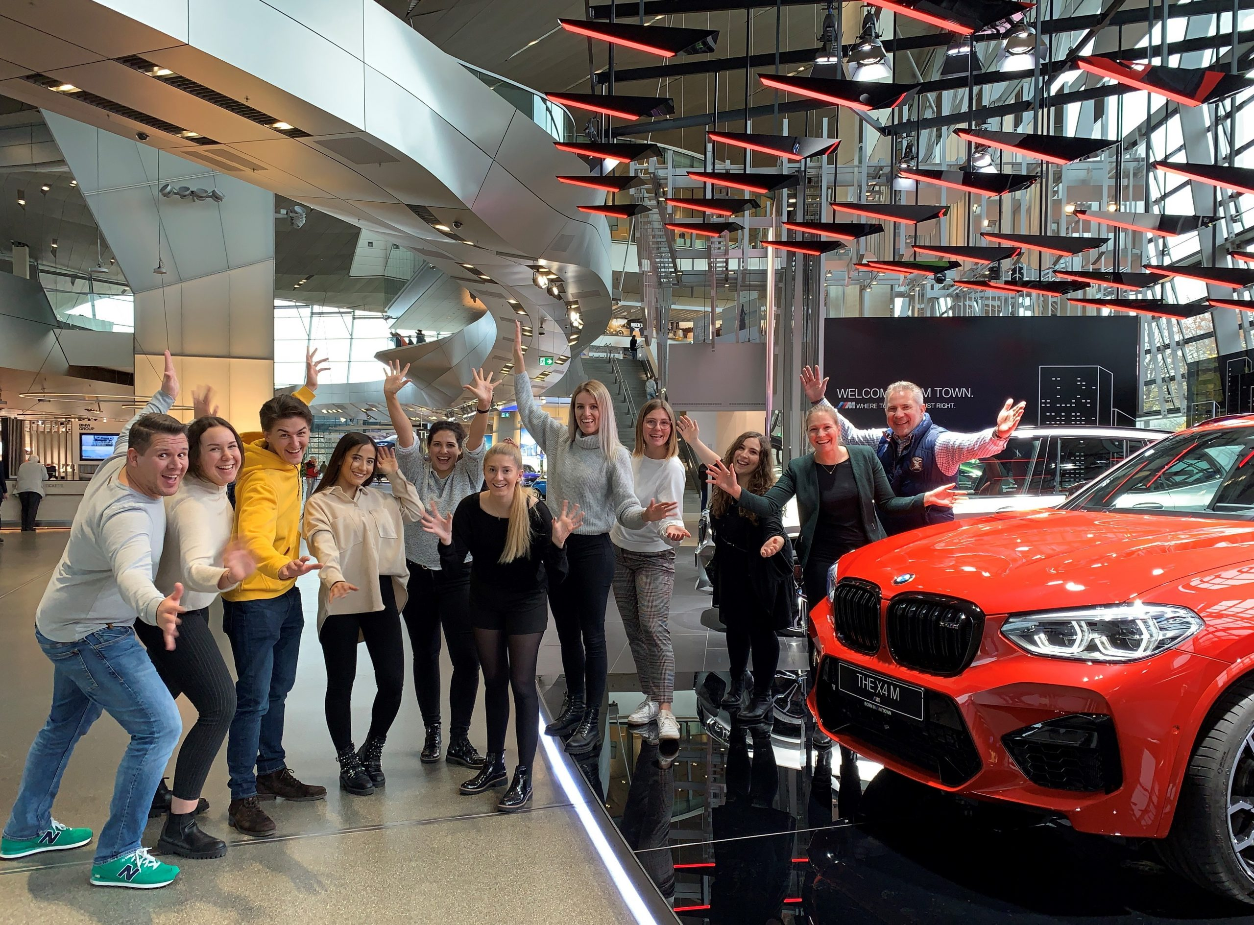 BMW Group recognized worldwide as outstanding employer, Tops international most attractive employer rankings