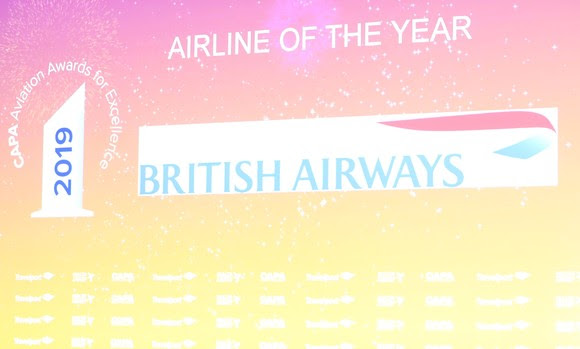 In Its Centenary Year, British Airways Is Named Airline Of The Year At Prestigious Global Airline Awards - Brand Spur