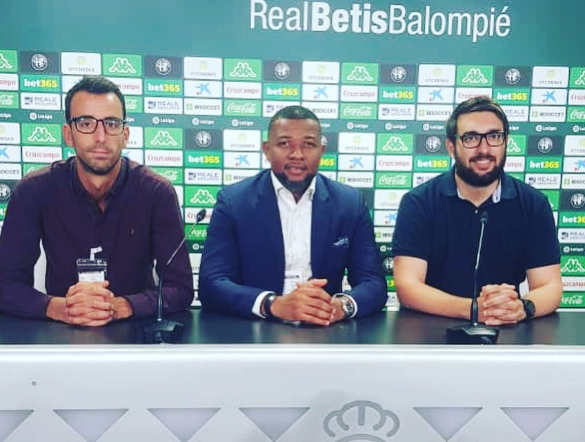 City Sports Group Signs Partnership Agreement With LaLiga Club Real Betis - Brand Spur