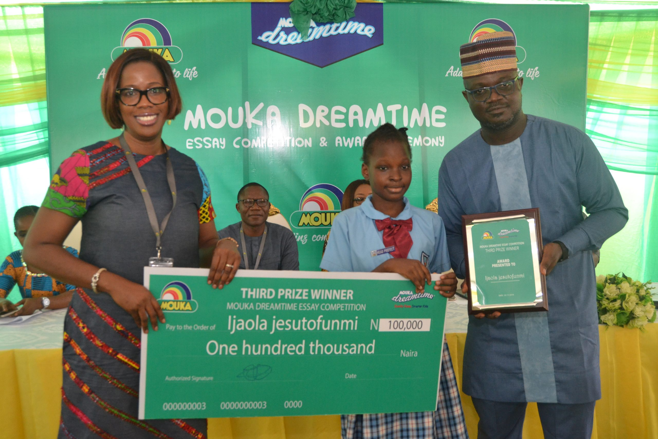 Mouka Quality Sleep, Smarter Kids Essay Contest