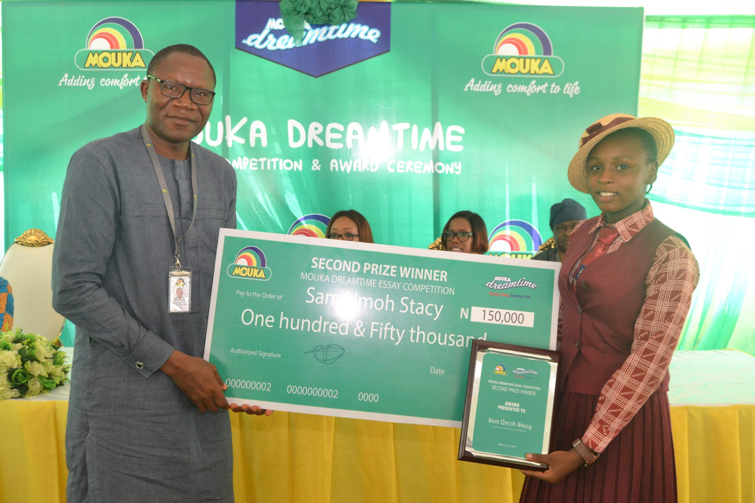 Mouka Quality Sleep, Smarter Kids Essay Contest - Brand Spur