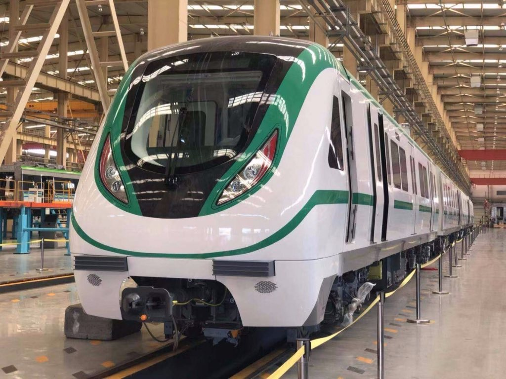 FG Announces Free Train Ride On Lagos-Ibadan Rail Line From Nov 30 To March 2020 (Photos)