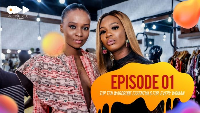 Fashion Fix Is Back Catch Mercy Ajisafe Aisha Bello Talk The Top 10 Wardrobe Essentials For Ladies On Episode 1 Brand Spur