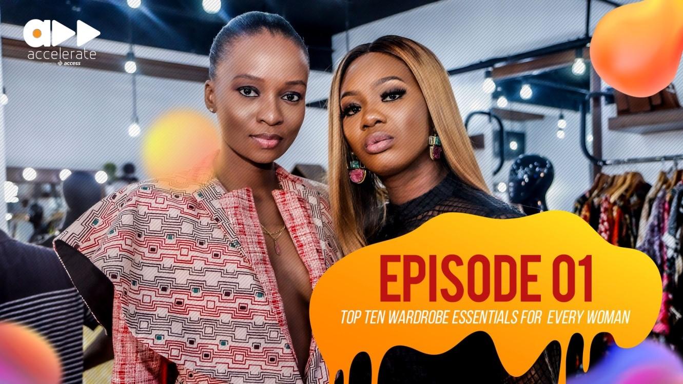 Fashion Fix Is Back Catch Mercy Ajisafe Aisha Bello Talk The Top 10 Wardrobe Essentials For Ladies On Episode 1 Brand Spur