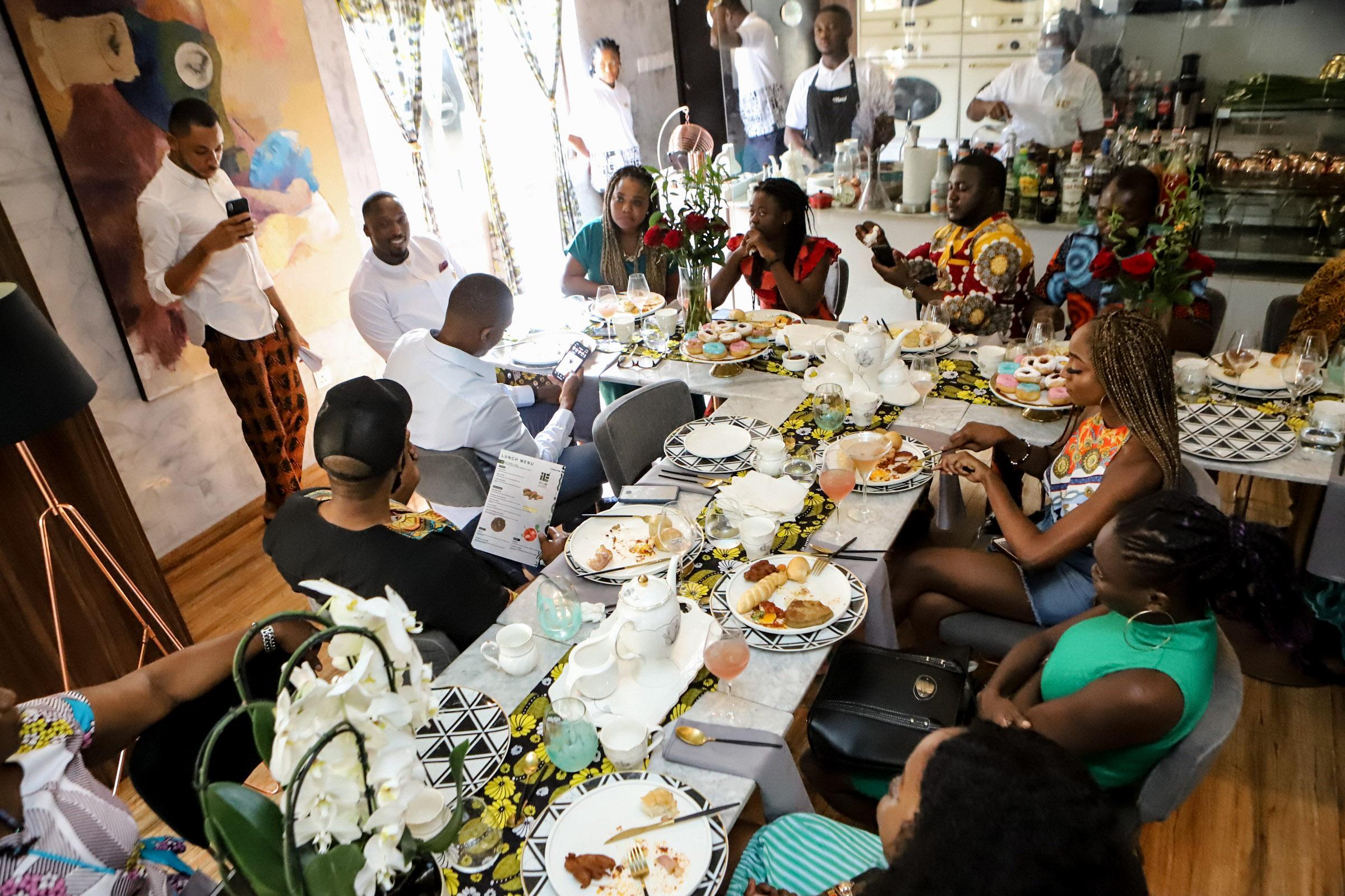 Fine Dining Experiences Await Lagos As Ilé Eros Launches Premium Restaurant (Photos)