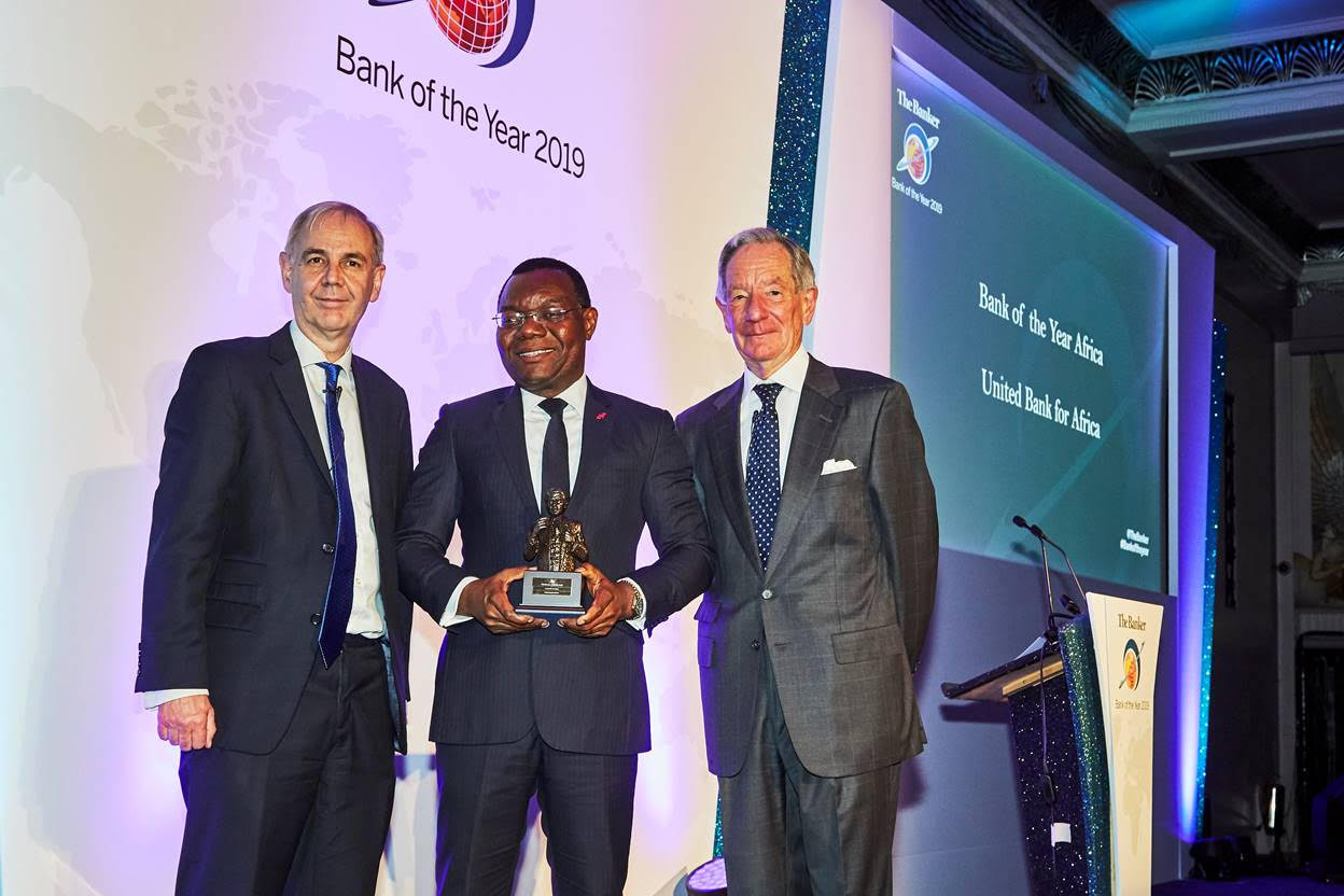 For Second Year Running, UBA Group Emerges African Bank of the Year - Brand Spur