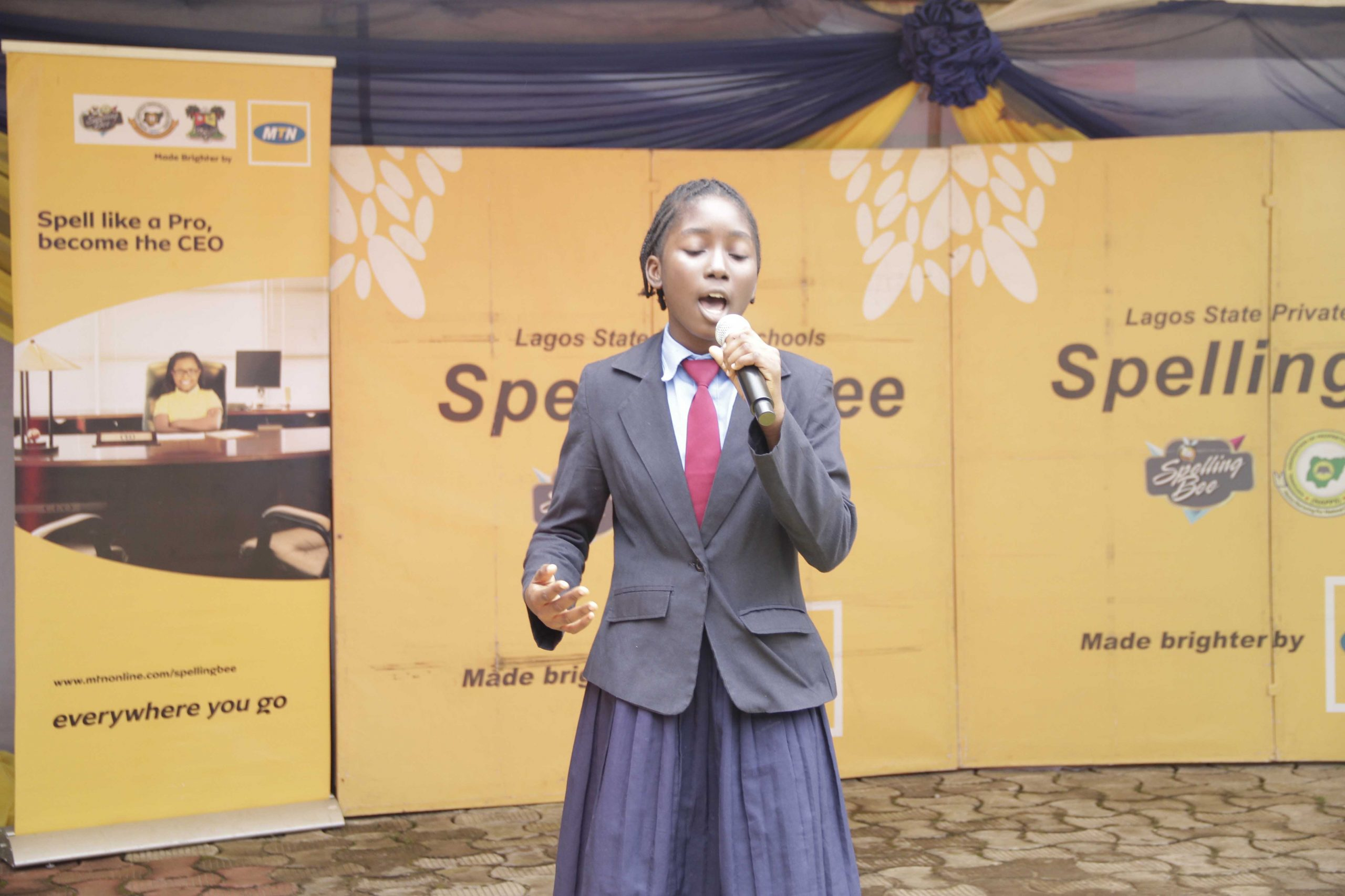 Guess Who's Going To Be MTN's First Kid-CEO Today?! - Brand Spur