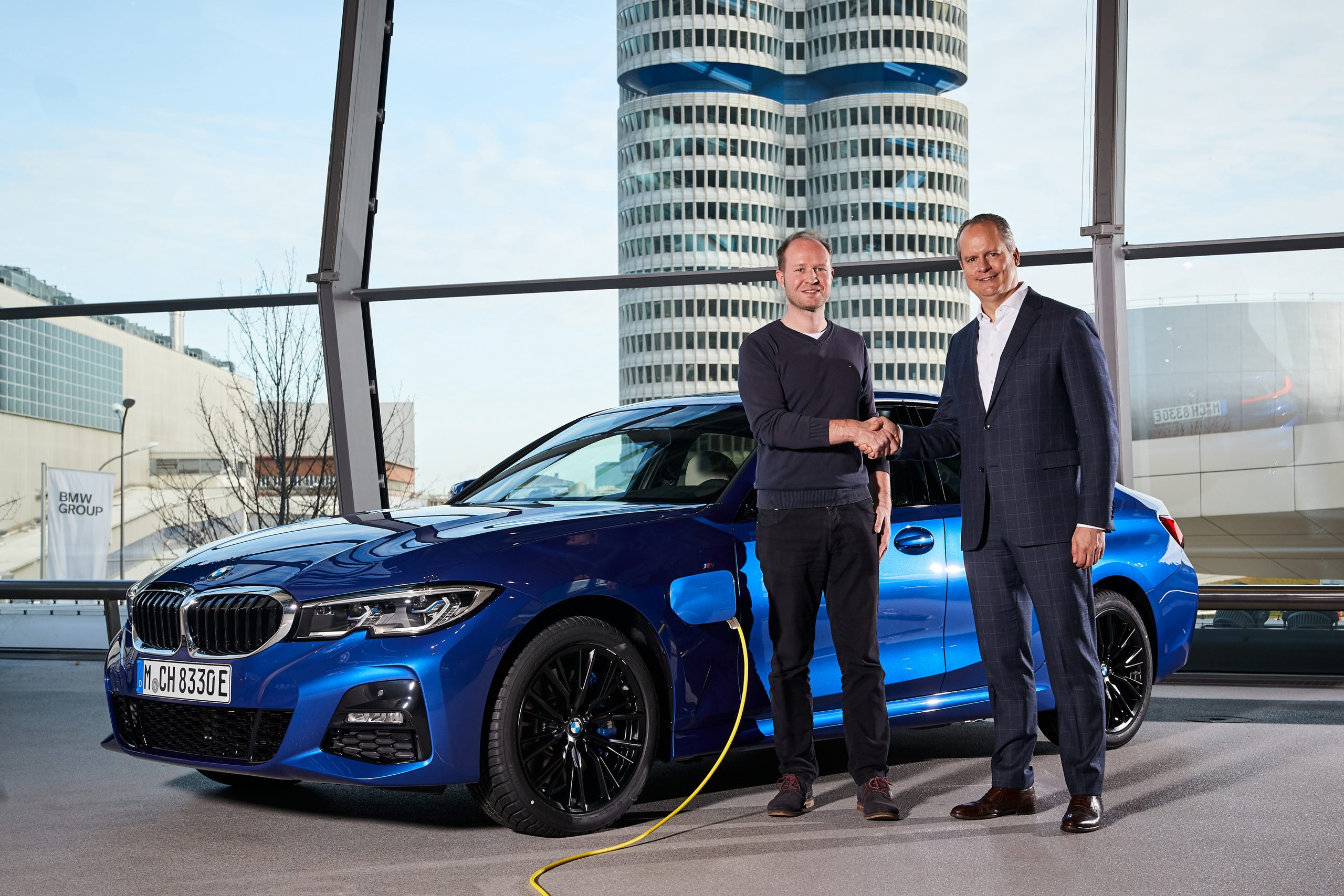 Half a million electrified BMW Group vehicles already on the roads