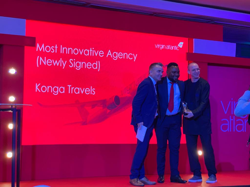 Konga Travels Bags Another Recognition, Named Most Innovative Travel Agency - Brand Spur