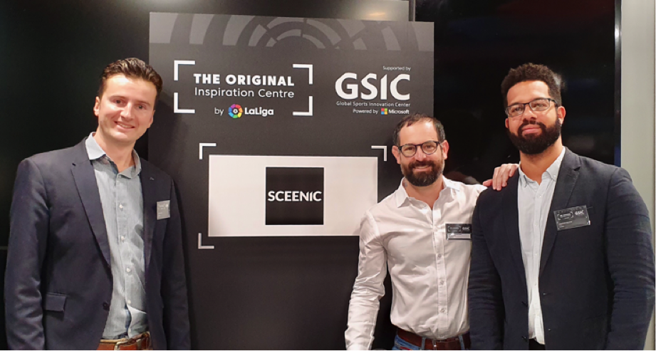 LaLiga partners with Sceenic, the game-changers of video consumption and fan engagement